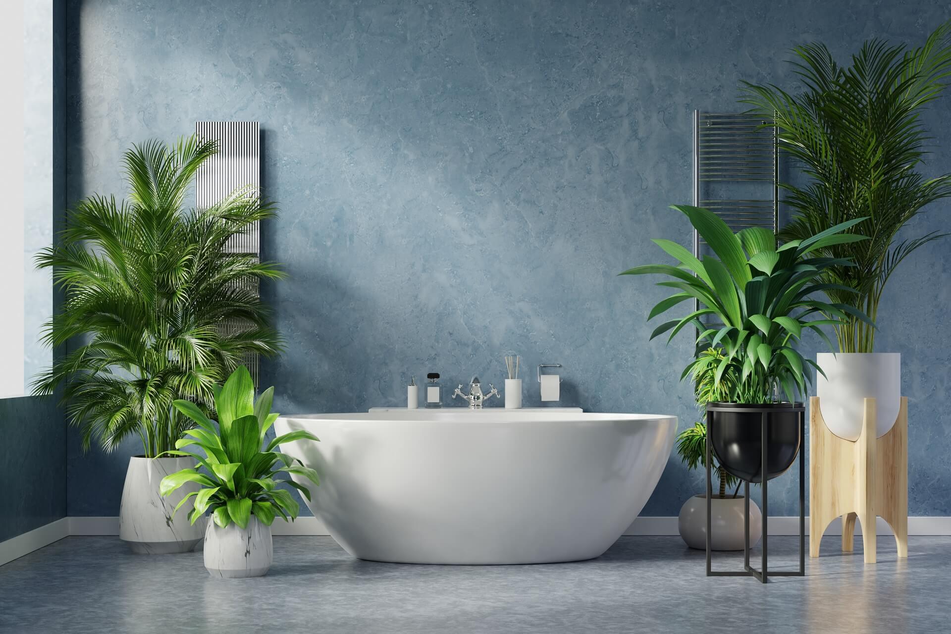 Дизайн ванной комнаты 2021: модные тенденции