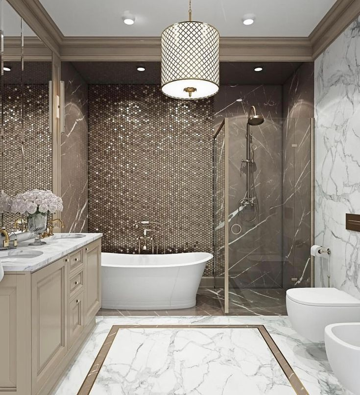 2021 Bathroom trends: modern design ideas and styles - Hackrea