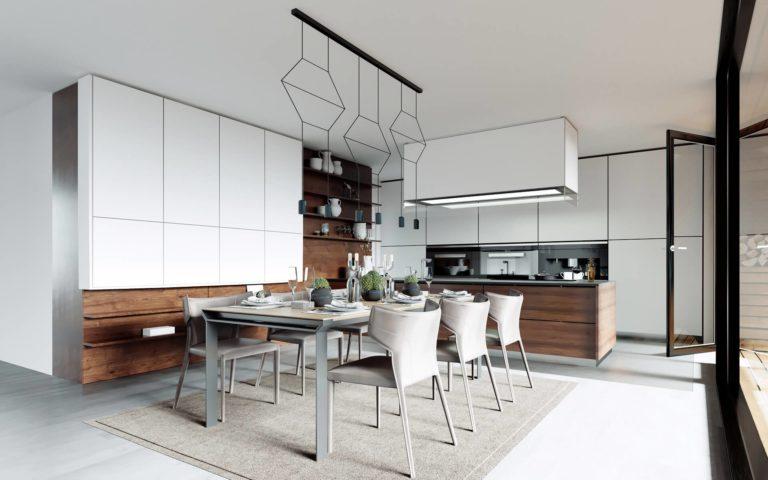 Кухни 2021: модные тенденции дизайна и идеи оформления
