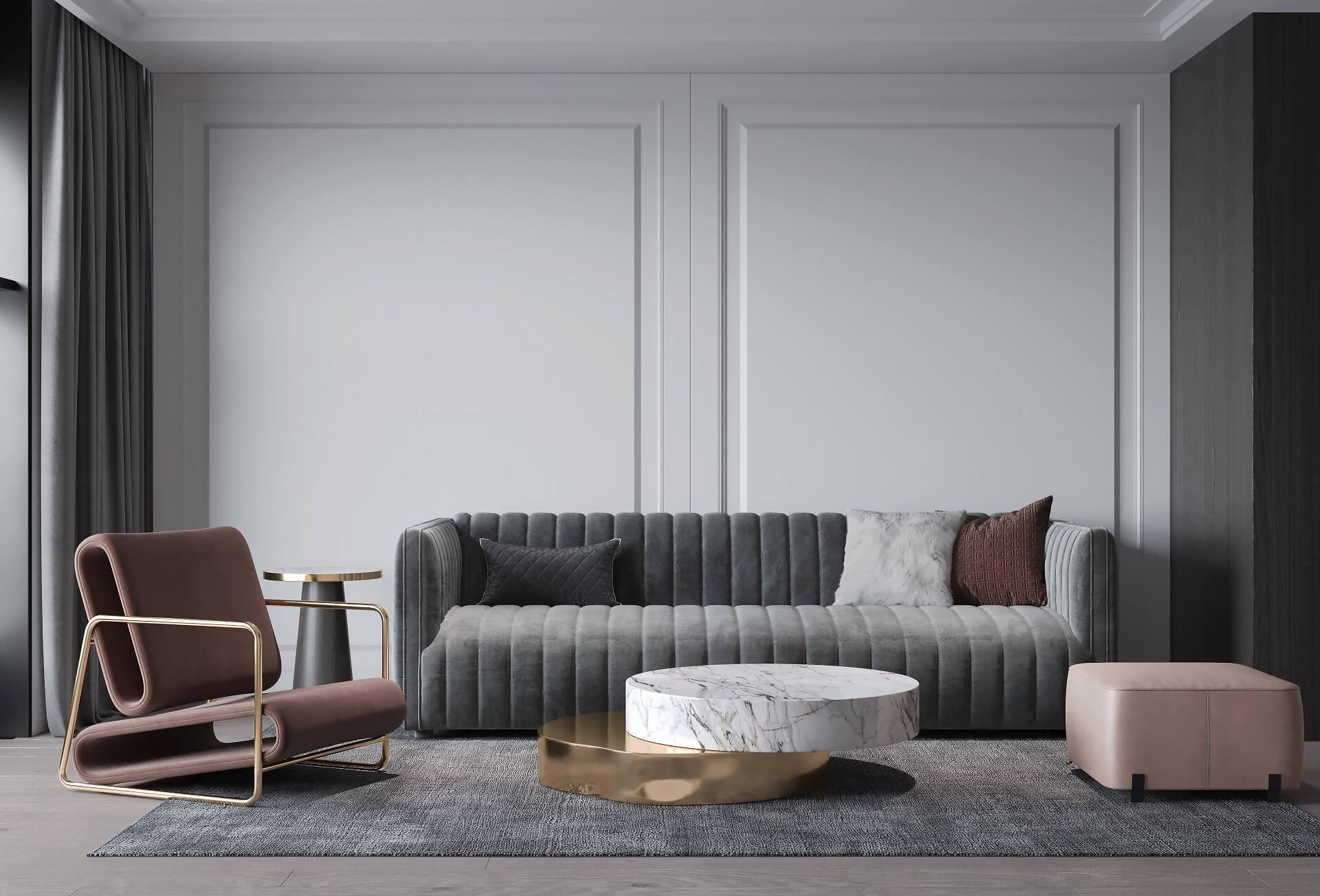 Современные ковры: модные тенденции 2021 года