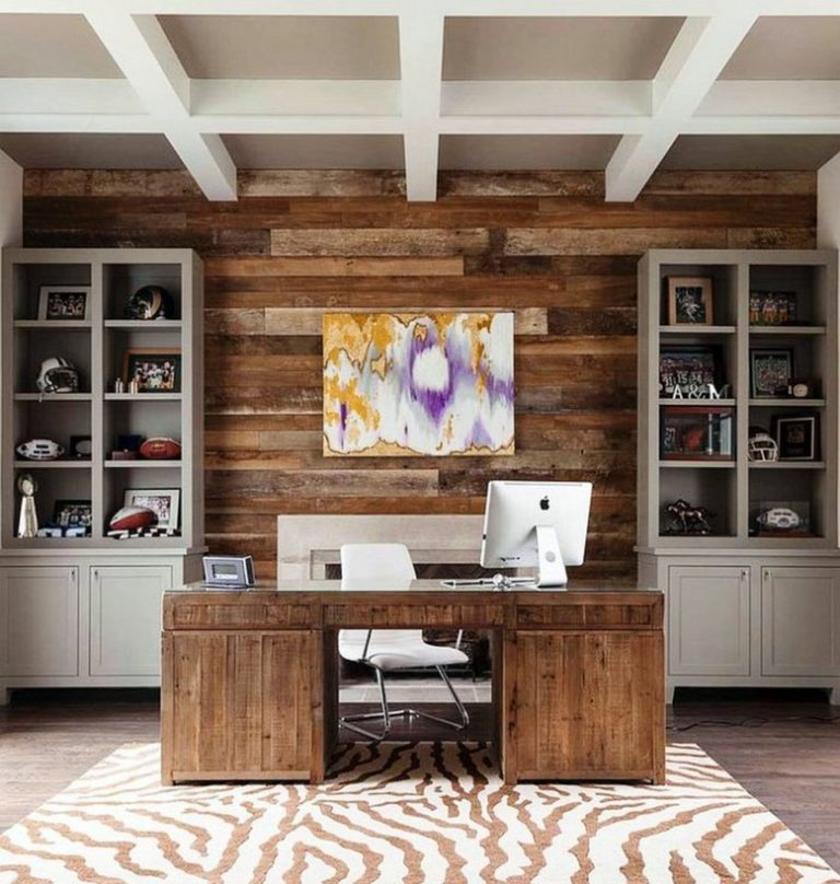 Modern home office 2021: design trends and ideas - Hackrea