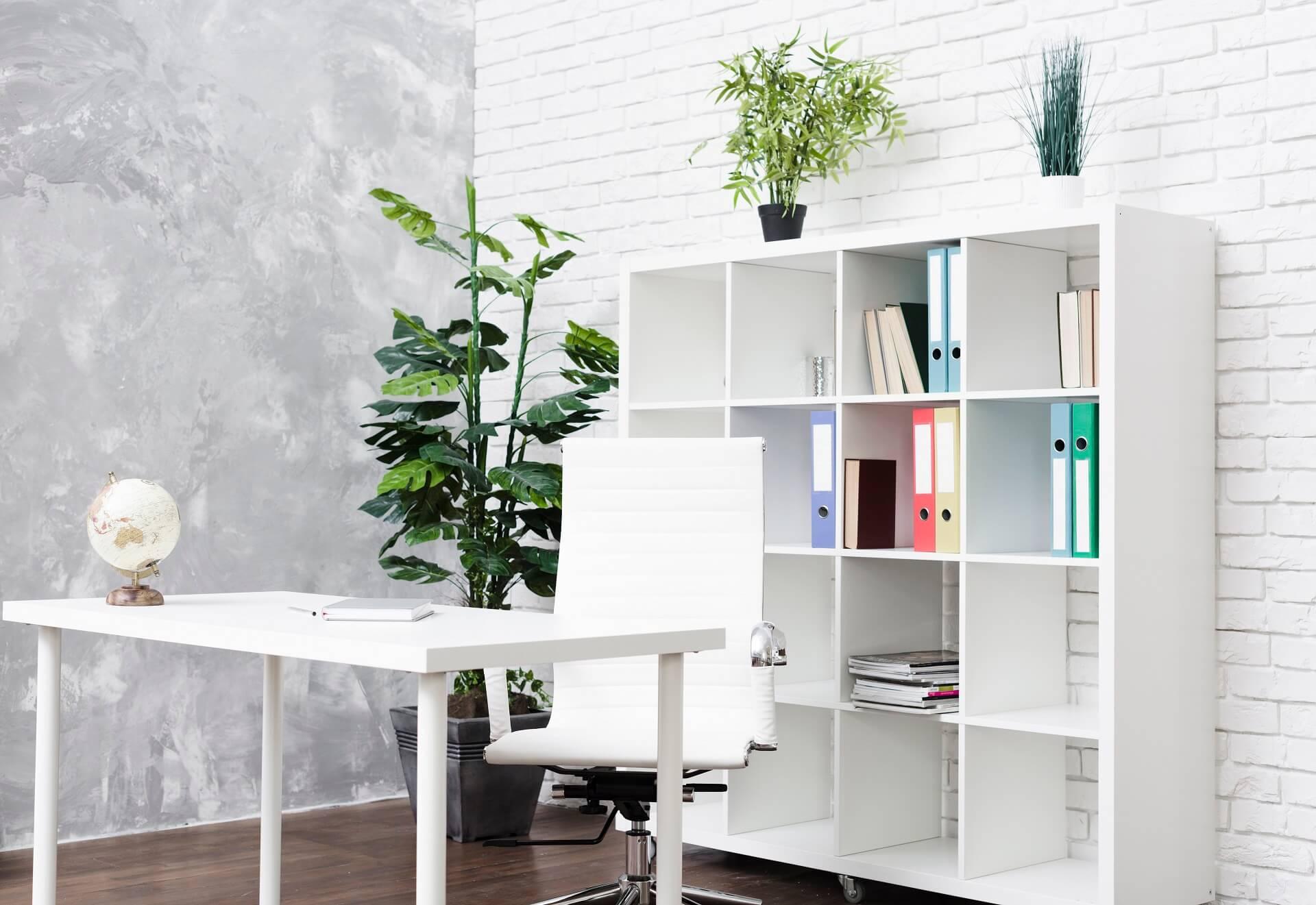 Тенденции дизайна современного домашнего офиса 2021