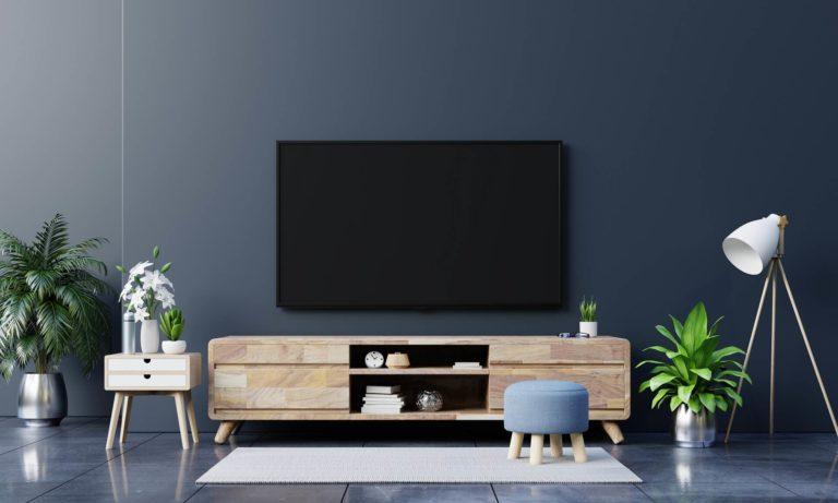 Porta TV moderno: tendenze per il 2021