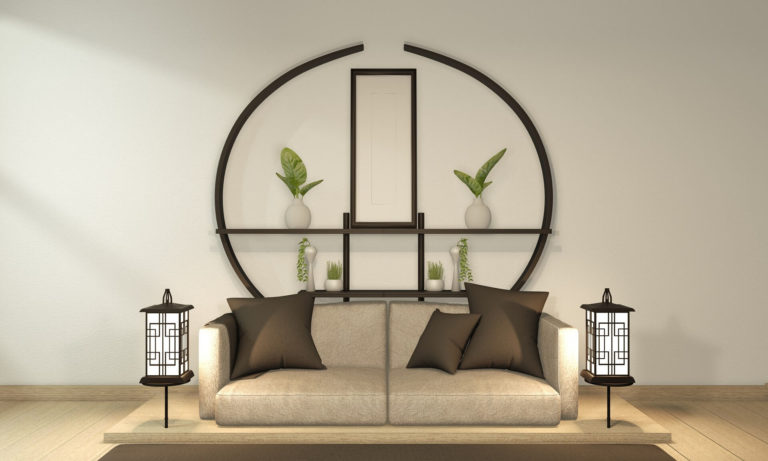 Feng Shui home decor 2021: basic principles and trends