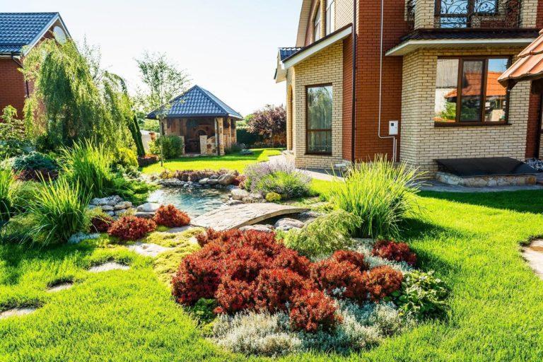 Landscape & Garden design trends 2021