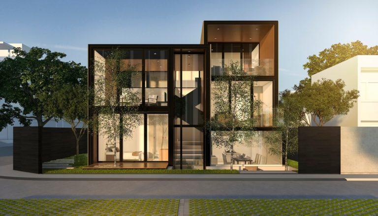 Tendenze architettura 2021: progettare case moderne