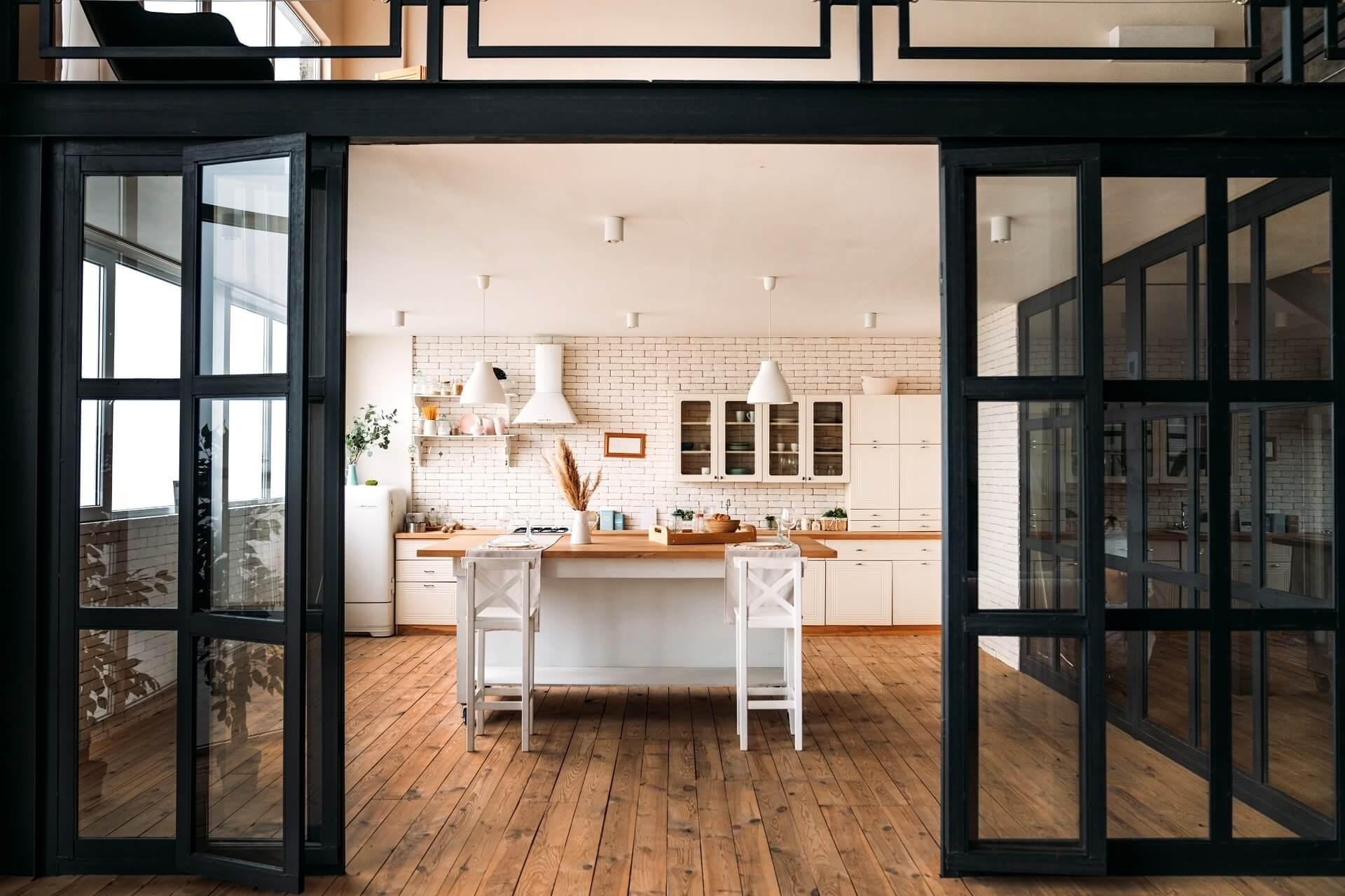 Arredare casa in stile Farmhouse moderno: tendenze 2021