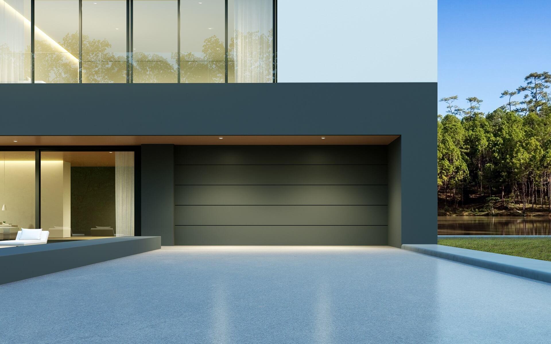 2021 garage door design trends & styles