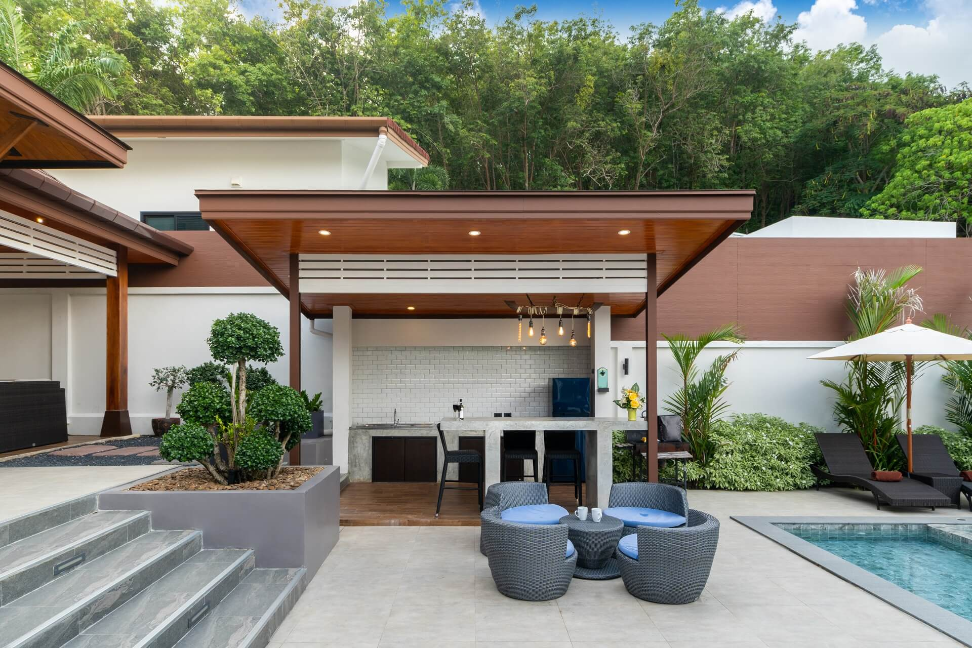 Outdoor living trends for 2021