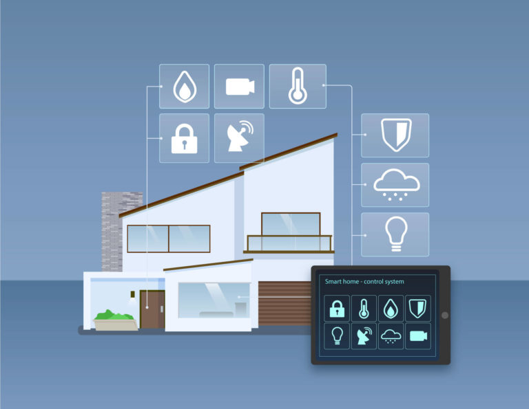 Smart home 2021: trends and ideas