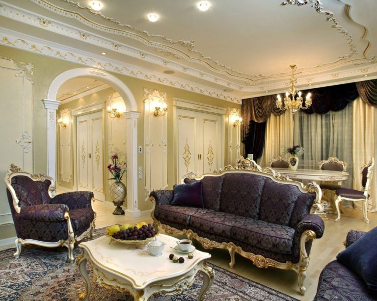 Baroque Interior Design Style Features Colors And Ideas Hackrea