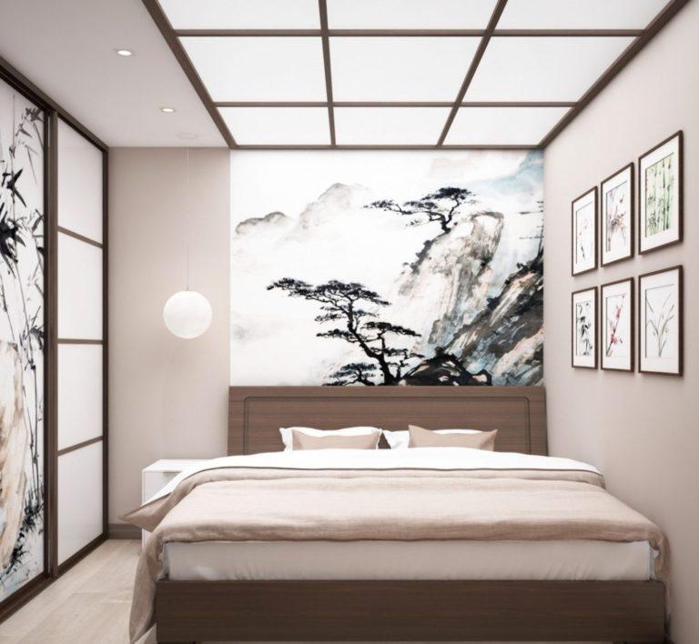 Camera da letto in stile giapponese: idee arredamento ...