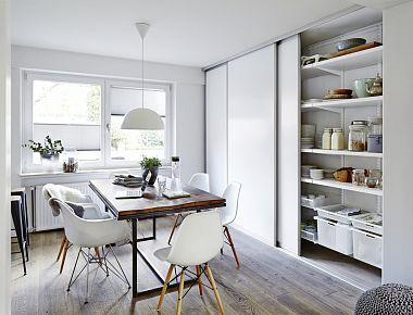 Hidden pantry door: design ideas and tips