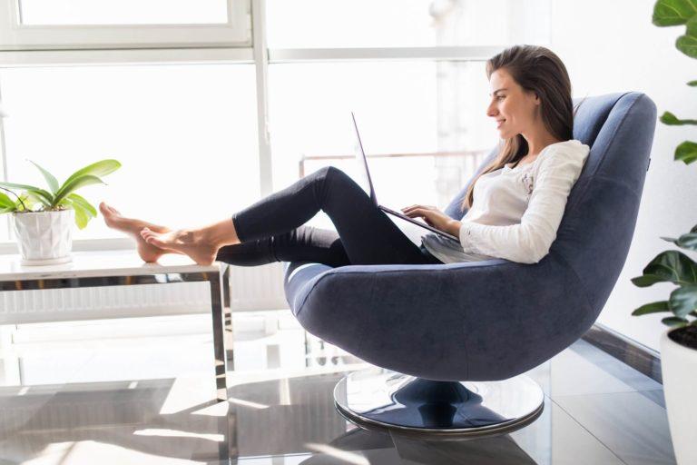 Fauteuil relax inclinable: confort et élégance pour les intérieurs modernes