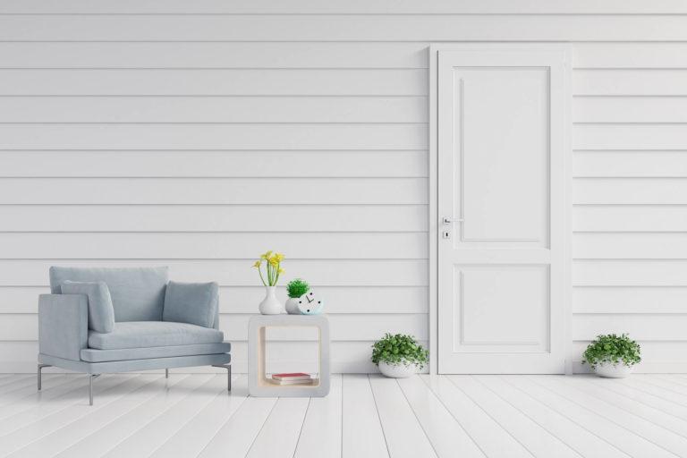 Porte interne bianche: la soluzione universale per ogni stile di interni