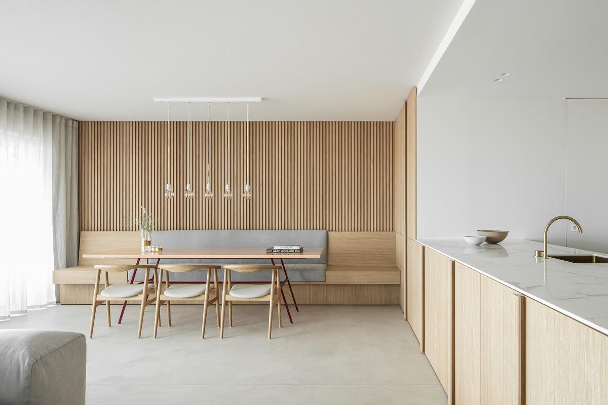 Japanese-style kitchen: interior design ideas