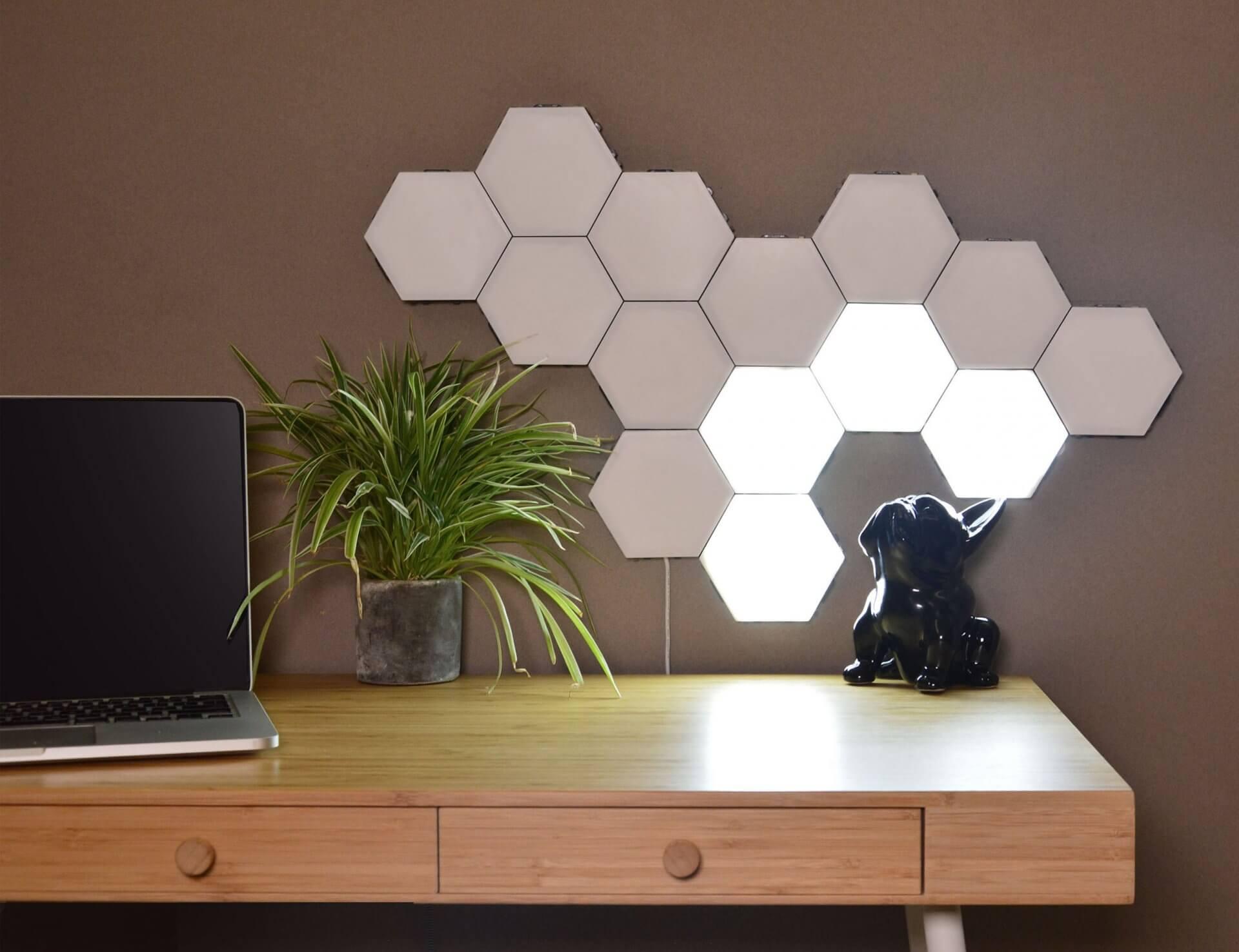 Модульные сенсорные LED-светильники