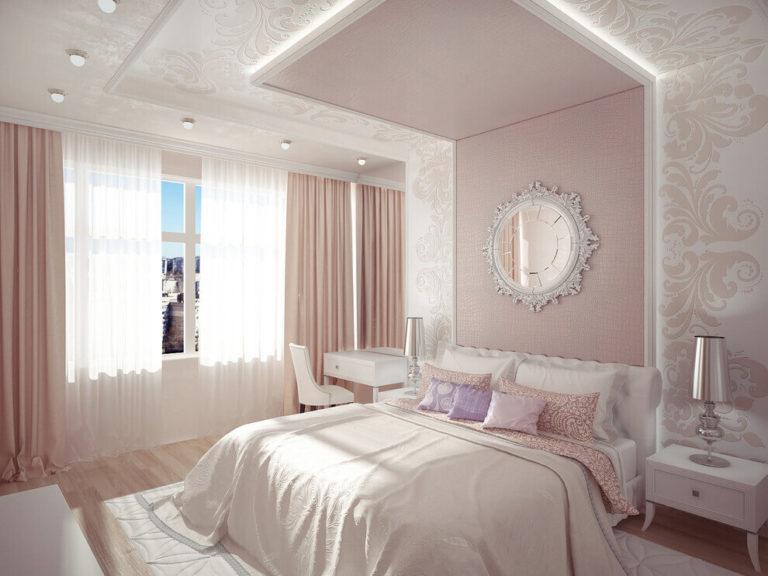 Light Pink Bedroom Design Ideas 12 Photos Hackrea 2021