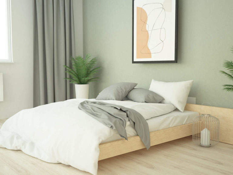 Pastel Green Bedroom Design And Decorating Ideas 2021 Hackrea