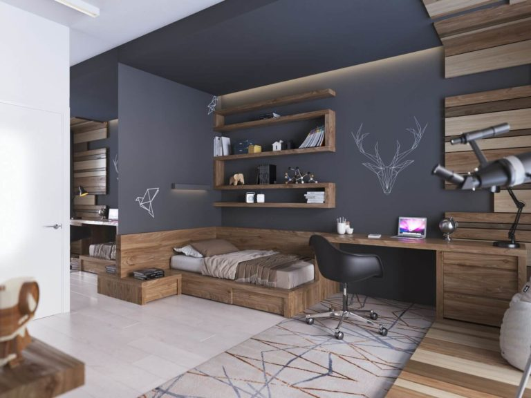 Teenage Boy Bedroom Trends Ideas In 2021 70 Photos Hackrea