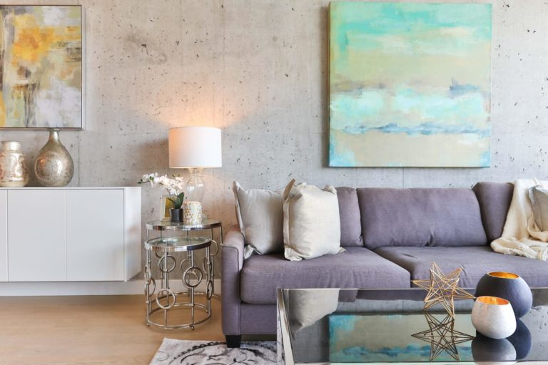 Wall texture: types, how to create them, and design ideas