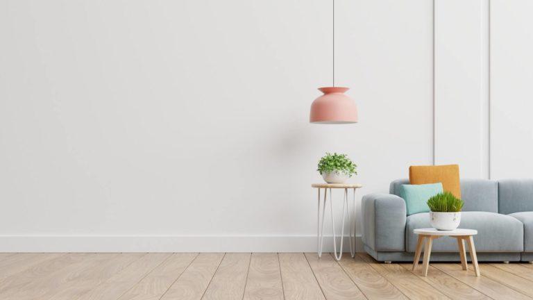 Come arredare un angolo vuoto in soggiorno: idee utili per sfruttare gli spazi vuoti