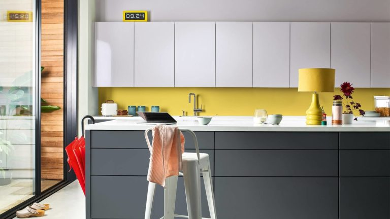 Yellow kitchen: helpful tips and 9 ideas with many pictures for inspiration
