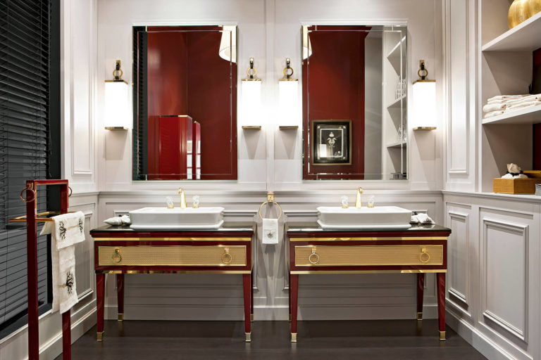 Art Deco bathroom: make a glamorous statement with our design ideas