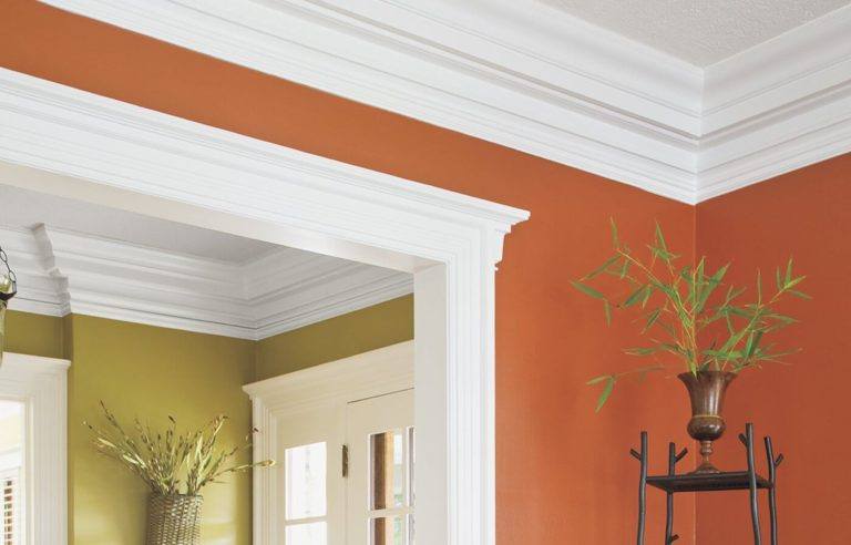 10 Crown molding ideas to match your style and keep you up-to-date