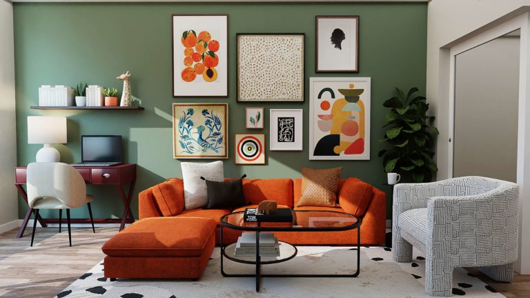 What colors go with olive green walls: 7 stylish matching ideas for a gorgeous result