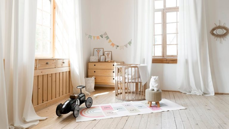 Kids room trends 2022: exciting design ideas and practical tips for an original result